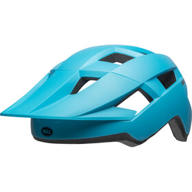 Bell Spark Casque, matte bright blue/black